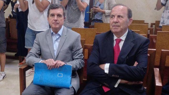 Rodríguez y de Miguel declararán este viernes por el 'caso Over'