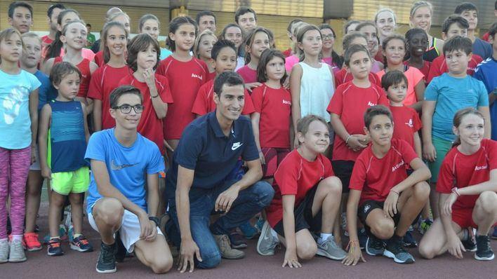 Calvià rinde homenaje a Mario Mola