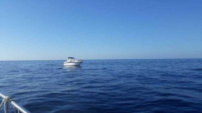 Cazan a cuatro furtivos cuando capturaban llampuga del sur de Mallorca
