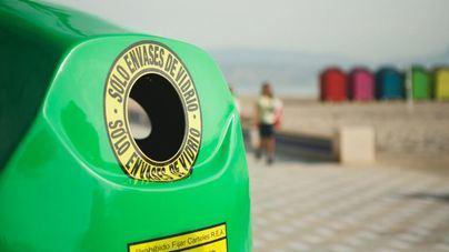 14 localidades de Balears reciclan 10.530 toneladas de vidrio en verano