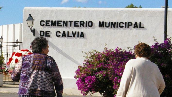 Calvià abrirá la fosa común del cementerio para realizar trabajos de exhumación el próximo martes