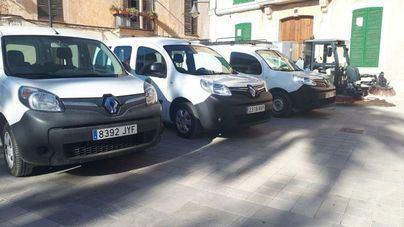 Santa María adquiere nuevos vehículos para la brigada municipal