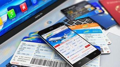 El sector turístico capta casi el 74 por cien de las compras por Internet en el primer trimestre de 2018