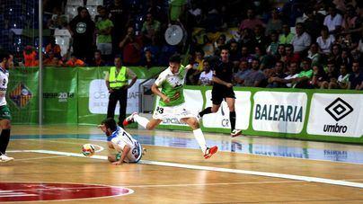 El Palma Futsal golea al BeSoccer y es líder provisional