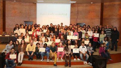 149 colegios participaron en el Programa de Centros Ecoambientales