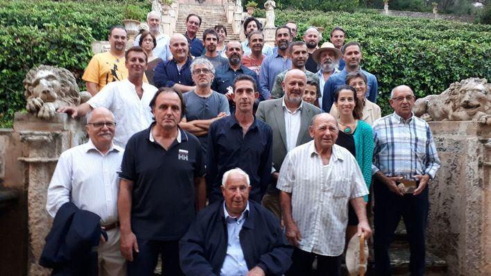 Más de 200 personas celebran este sábado 30 años del oficio de 'marger' en la Finca de Raixa