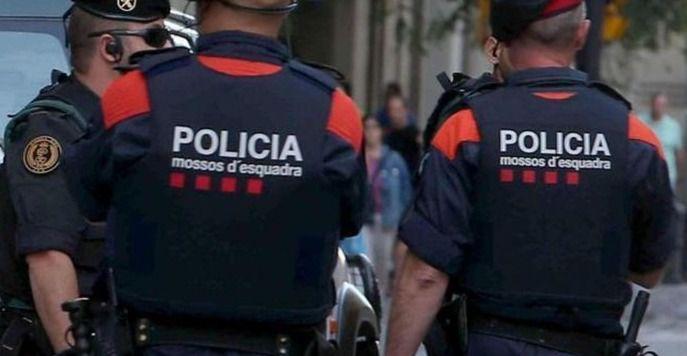 Ladrones armados asaltan un joyería en el Paseo de Gràcia de Barcelona