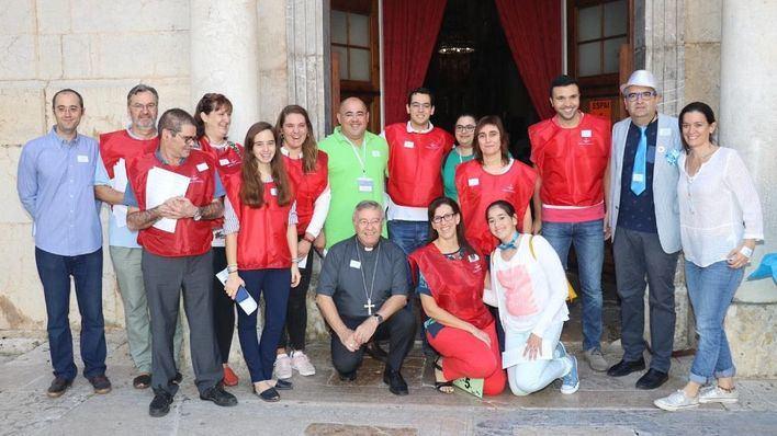 200 agentes pastorales y voluntarios de la Diócesis se reúnen en Inca