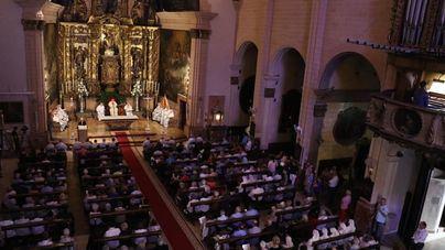 Proclaman basílica menor a la iglesia de Sant Miquel de Palma este domingo