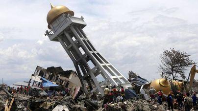 1.763 muertos y más de 5.000 desaparecidos tras el terremoto en Indonesia