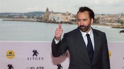 Nicolas Cage niega en Sitges la acusación de abuso sexual a una chica