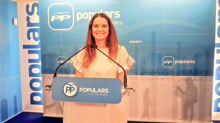 """El PP llama """"débil"""" a Armengol por apoyarse en el independentismo de Més para conservar """"la silla"""""""