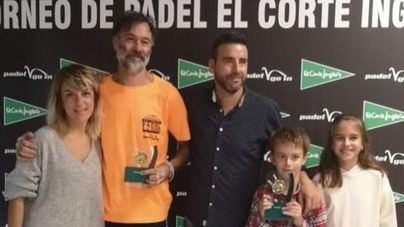 Biel Suau y Santi Martorell ganadores del II Torneo Pádel El Corte Inglés