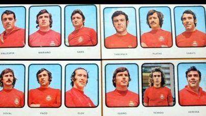 Mallorca temporada 1973-74 (Fútbol Español)