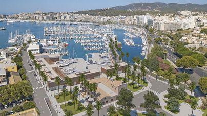 El Real Club Náutico de Palma aprueba el proyecto para renovar su concesión