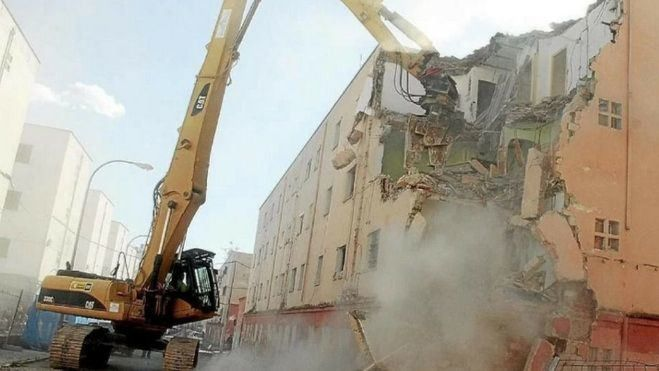Cort asegura que los vecinos sabían que ocupaban un edificio que se tenía que derribar
