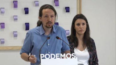 Los mellizos de Irene Montero y Pablo Iglesias reciben el alta