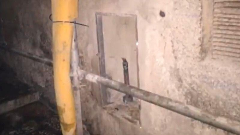 Evacúan la zona de Sant Nicolau en Palma por un escape de gas tras el robo de un contador