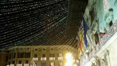 Palma repetirá iluminación estas Navidades
