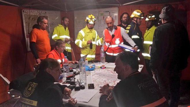 Se reinician las tareas de salvamento para localizar a los desaparecidos