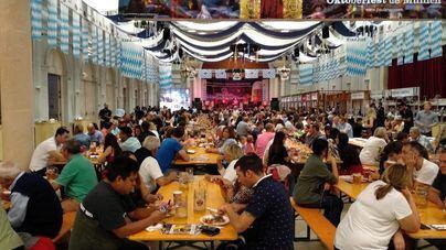 Último fin de semana para disfrutar de la Oktoberfest en el Pueblo Español