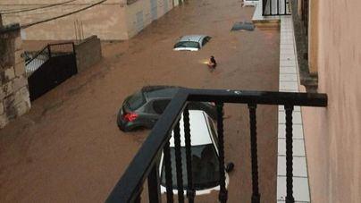 Riada en el Llevant, entre las mayores tragedias por lluvia en España