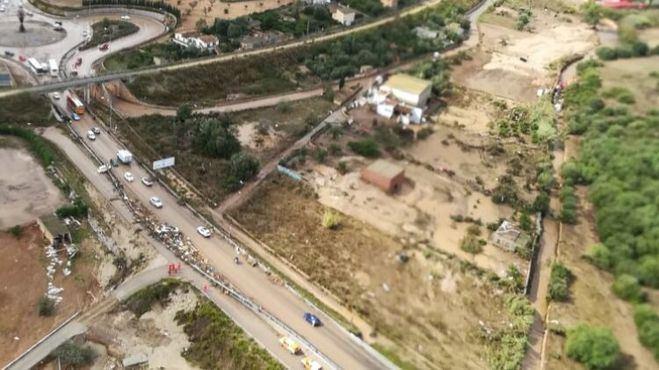 10 muertos tras las inundaciones en Llevant