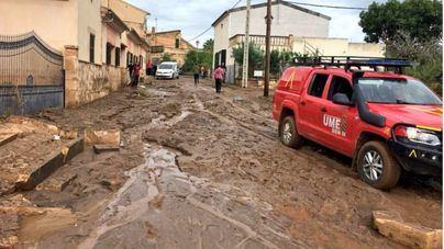 Más de 700 efectivos actúan sobre el terreno en tareas de auxilio y rescate