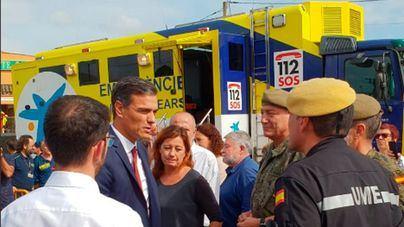 El Gobierno aprueba este jueves la zona catastrófica para Sant Llorenç