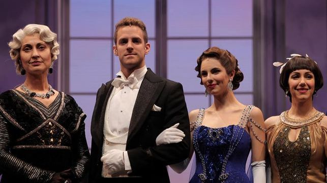 El musical 'Anastasia' deslumbra en su estreno en Madrid