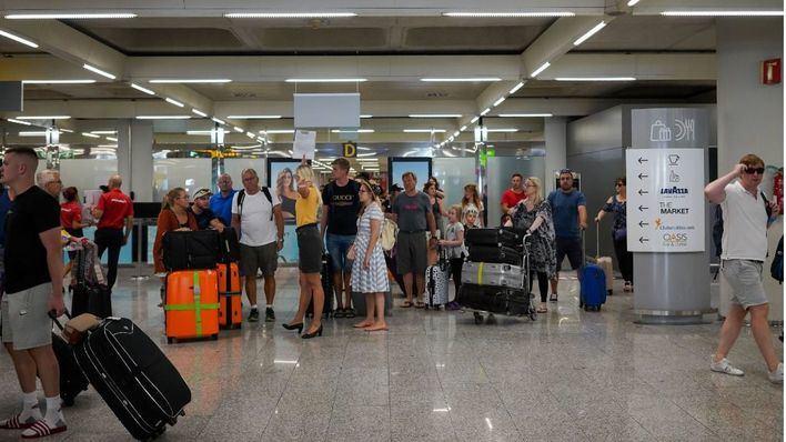 3.760.866 pasajeros pasaron por Son Sant Joan en septiembre, un 3,3% más que en 2017