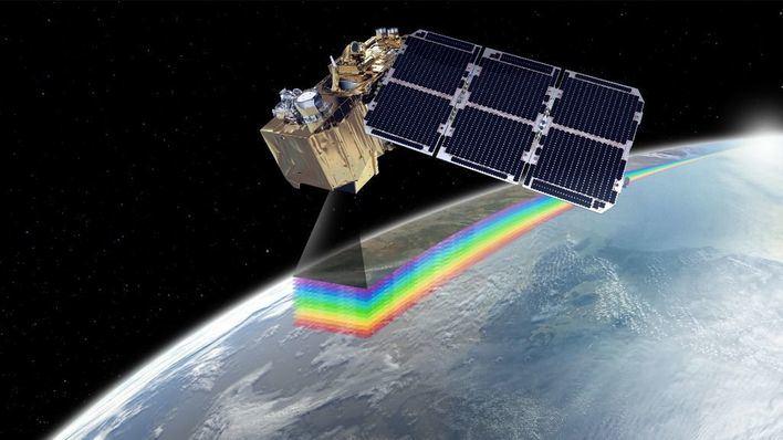 Bruselas activa el satélite Copérnico para obtener mapas de la zona afectada