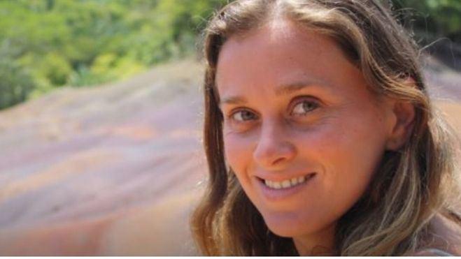 Joana, la madre de la niña rescata, falleció en la riada