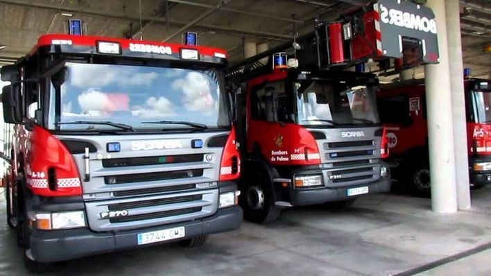 La Coordinadora Bomberos denuncia la falta de organización en el operativo