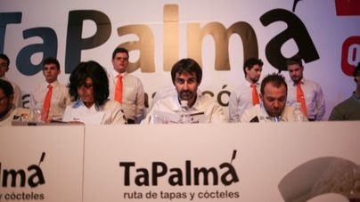 Igor Rodríguez, campeón de España de tapas, repite como presidente del jurado de TaPalma 2018