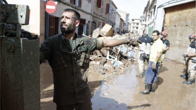 34 técnicos del Govern evalúan los daños para acelerar las ayudas