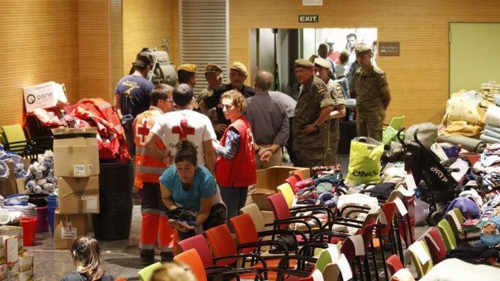 Cubierta la cuota este fin de semana: el 112 pide a los voluntarios que llamen al 012 para apuntarse