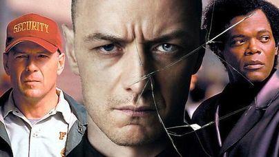 Impactante nuevo avance de Glass, los X-Men de psiquiátrico