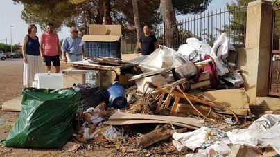 """Facua denuncia """"graves deficiencias"""" en la recogida de residuos domésticos en Llucmajor"""