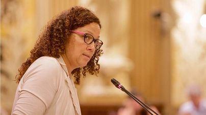 Catalina Cladera solicita comparecer en el Parlament balear para informar de la gestión de la riada