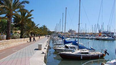 El 57 por ciento de los chárter náuticos se alquilan en Baleares