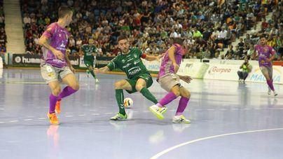 El Palma Futsal corta su racha en Navarra