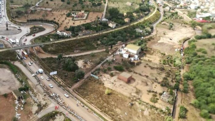 La Conselleria dice que los daños en infraestructura agraria son mayores que por pérdida de producción