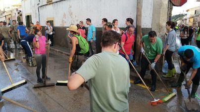 El Ayuntamiento de Sant Llorenç ya no necesita más donaciones de ropa