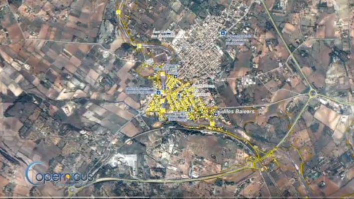 Las riadas afectan a 572 casas, 20 comercios y 300 coches