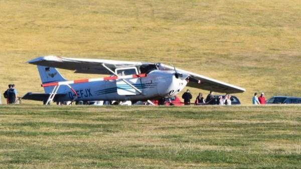 Al menos 3 muertos al estrellarse una avioneta en un aeródromo de Alemania