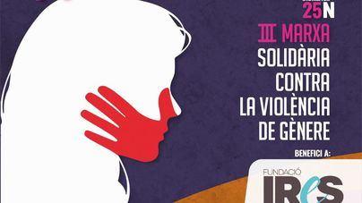 Abiertas las inscripciones para la Marcha contra la violencia machista
