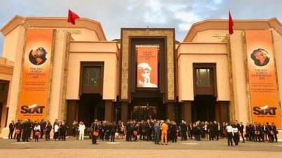 Regine Sixt acoge el Sixt World Congress en Marrakech