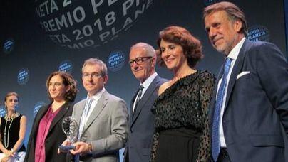 Santiago Posteguillo, Premio Planeta con la novela histórica 'Yo, Julia'