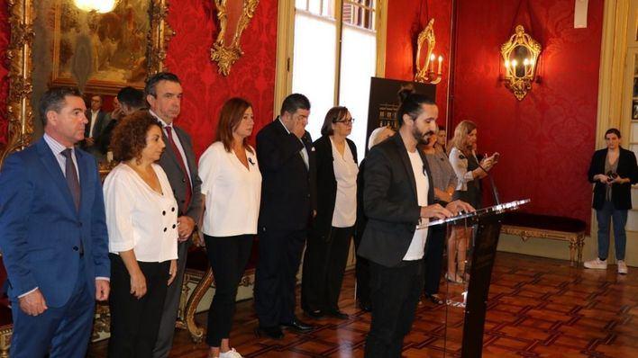 Minuto de silencio en Parlament y Consell por las víctimas de Sant Llorenç